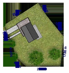 działka budowlana 1
