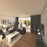 pokoj dzienny parter 150x150 Apartamenty